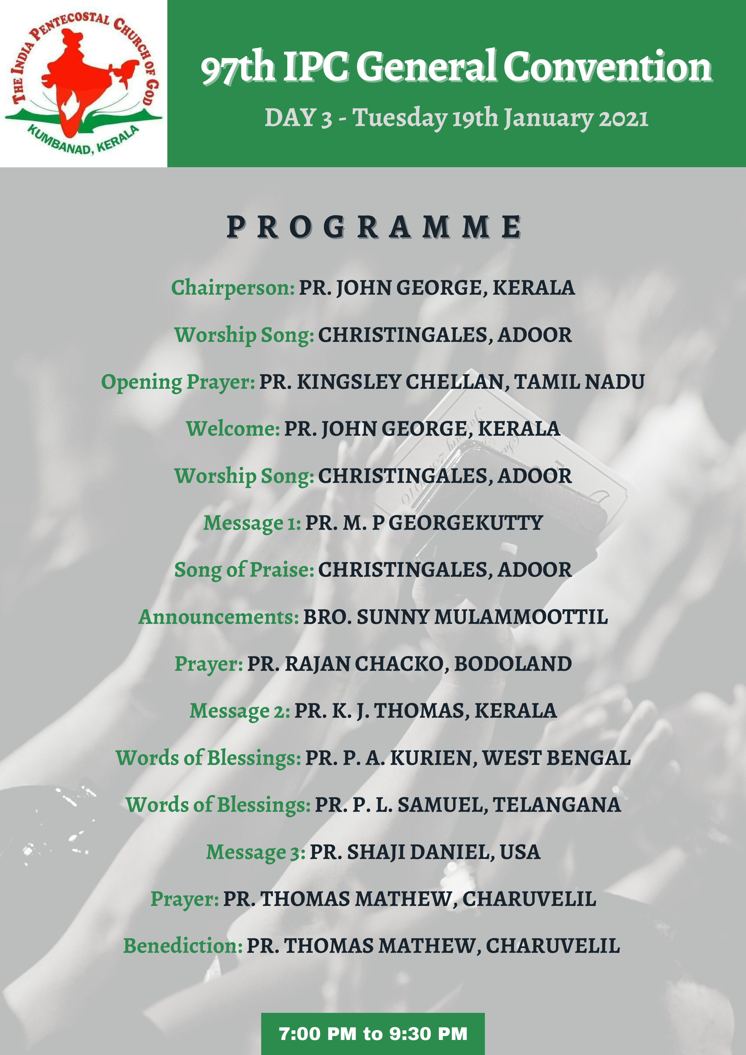 IPC-General-Convention-Day-3-Program